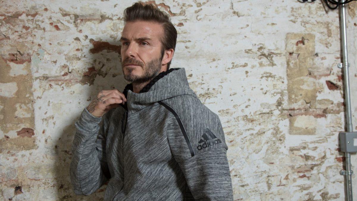 Il nuovo brand center Adidas di Milano apre con Beckham