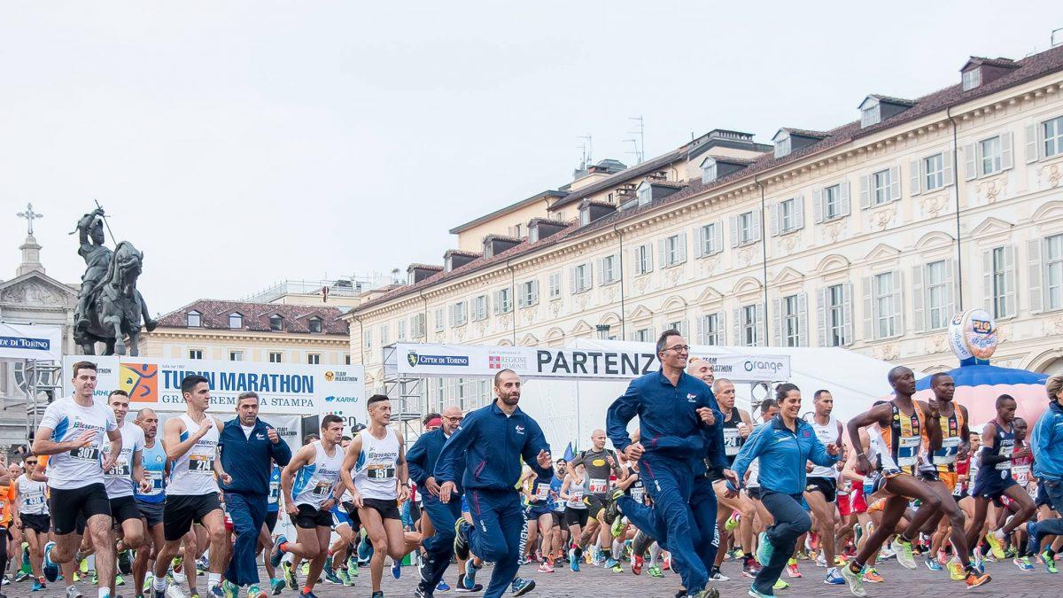 Dorelan sponsor della prima edizione della 'No Smoking Run' di Torino