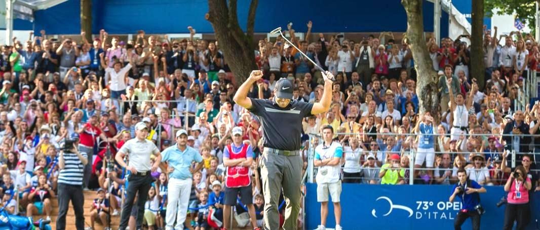 Open d'Italia di golf, a Monza sfida tra fuoriclasse e montepremi record