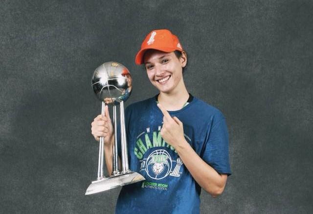 Cecilia Zandalasini, il sogno americano è realtà: titolo Wnba con le Minnesota Lynx