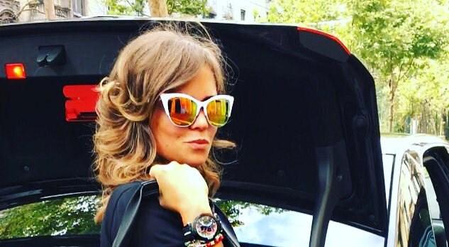 Irene Saderini, l'irresistibile fascino di avere una marcia in più