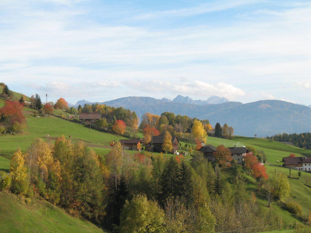 Paese Terento Ferienregion - Credits Kronplatz