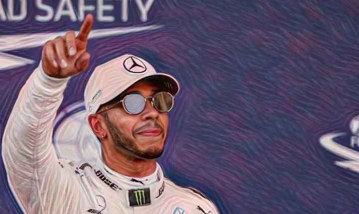 Lewis Hamilton, dietro trionfi e glamour tanto lavoro e una passione nata da bambino