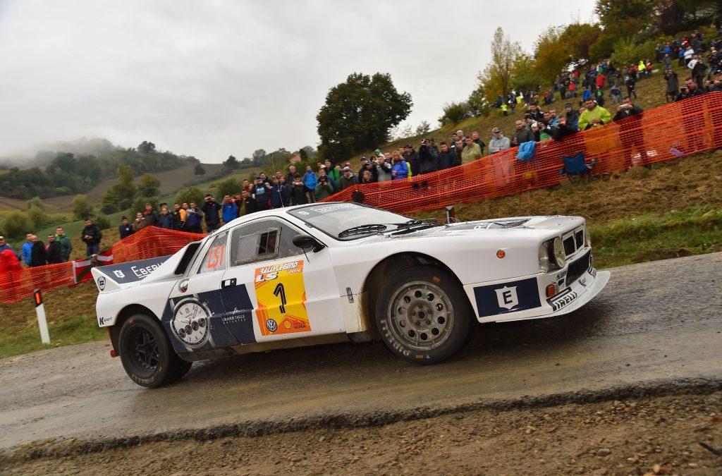 Rallylegend, a San Marino i più grandi campioni di sempre