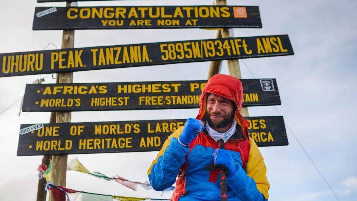 Danilo Callegari, ai confini del mondo