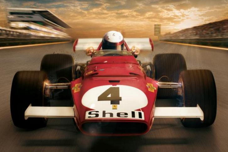 Ferrari 312B, al cinema per immergersi nella passione che ha reso grande la F.1