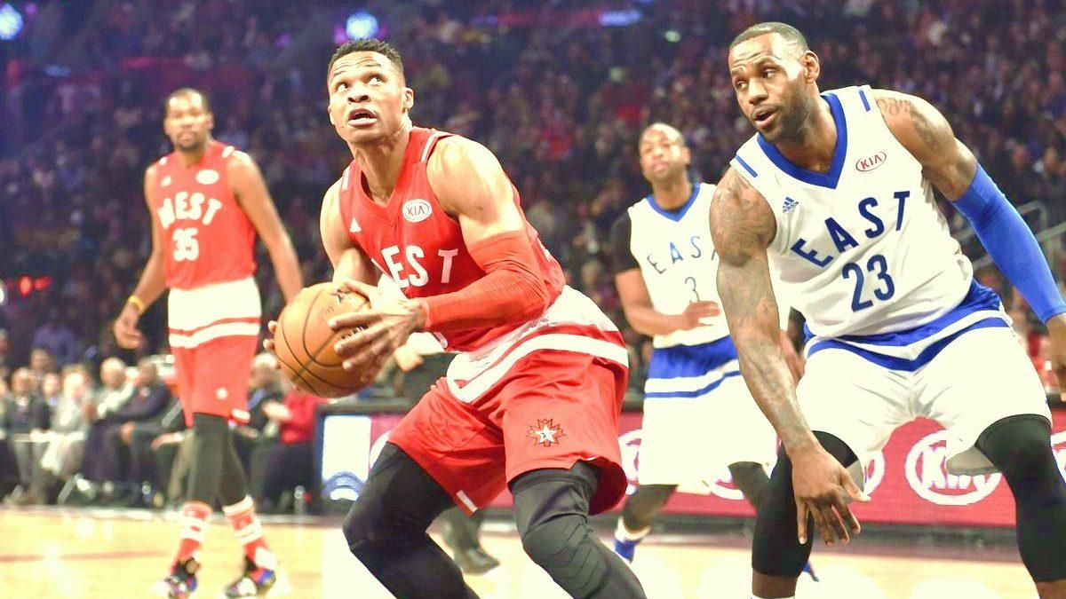 Nba, nuovo All-Star Game: non più Est-Ovest, squadre decise dai capitani