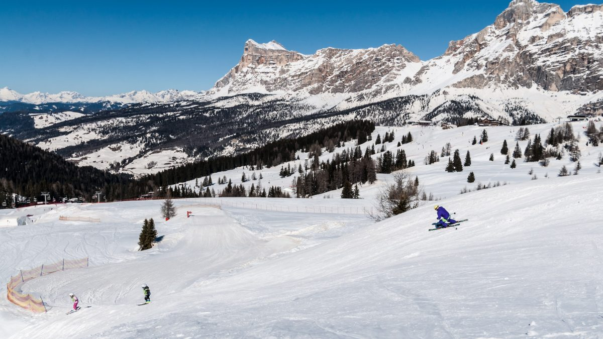 Sfide sulla neve, divertimento e festa nel cuore dell'Alta Badia