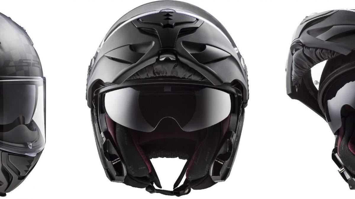 Spavaldo, grintoso, confortevole: è il nuovo casco LS2