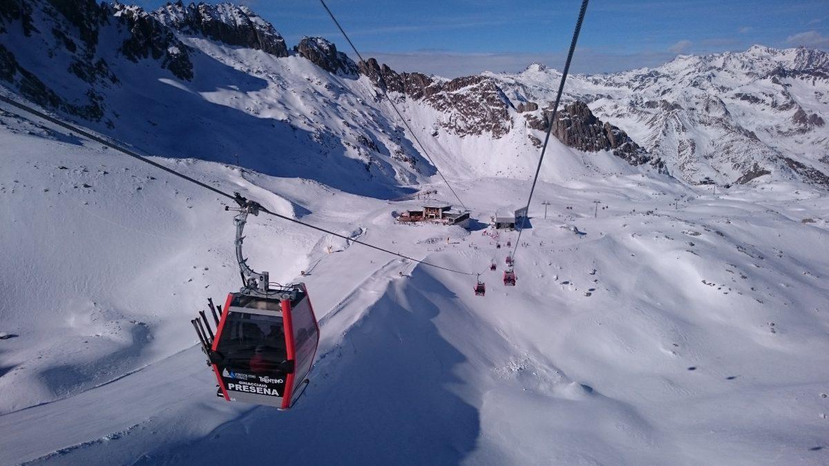 Val di Sole, al via con tante novità la stagione dello sci