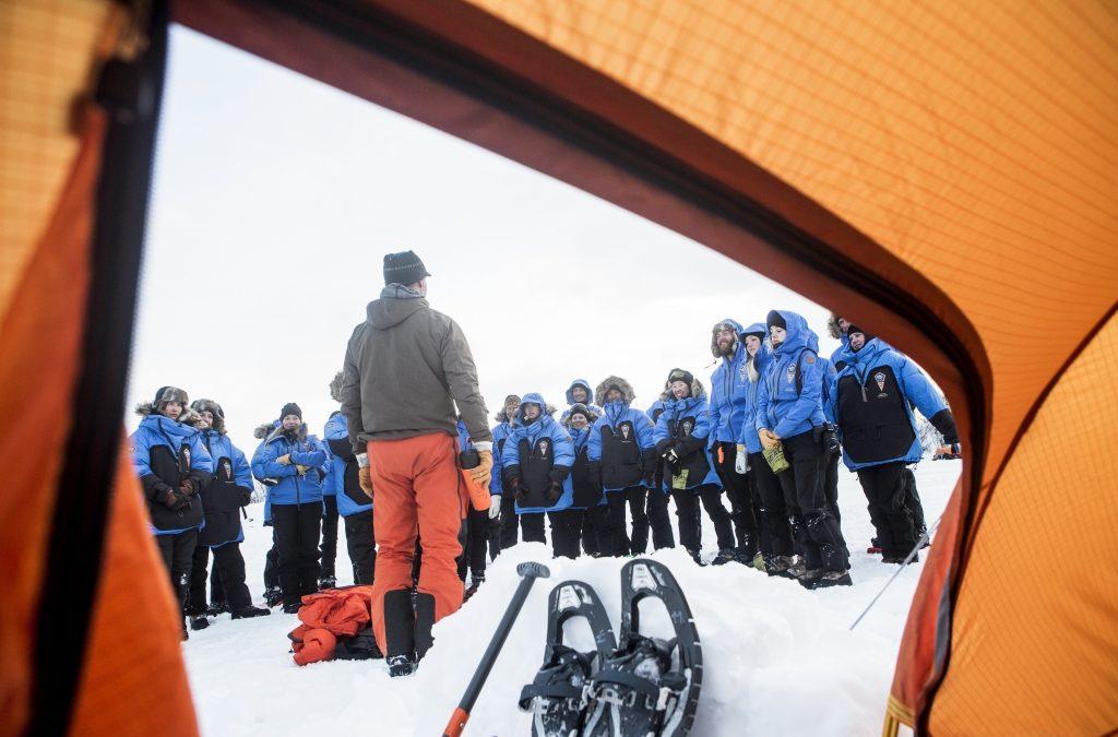 Fjällräven Polar, via alle candidature per l'incredibile avventura artica