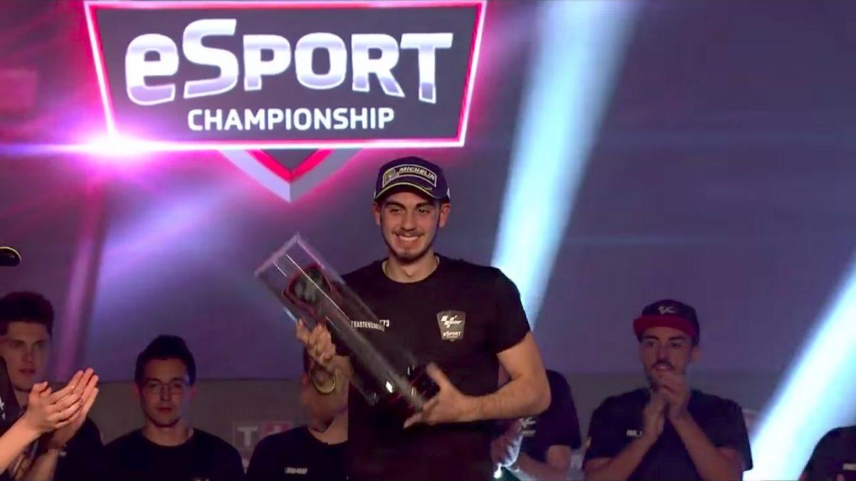 Esports, l'Italia festeggia: Lorenzo Daretti primo campione di MotoGP virtuale