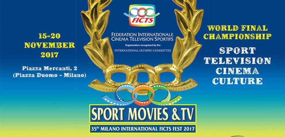 Sport Tribune partner di Sport Movies & Tv alla finale mondiale di Milano