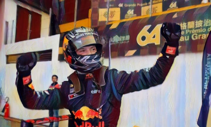 Dall'autoscontro alla vittoria: la rinascita di Daniel Ticktum