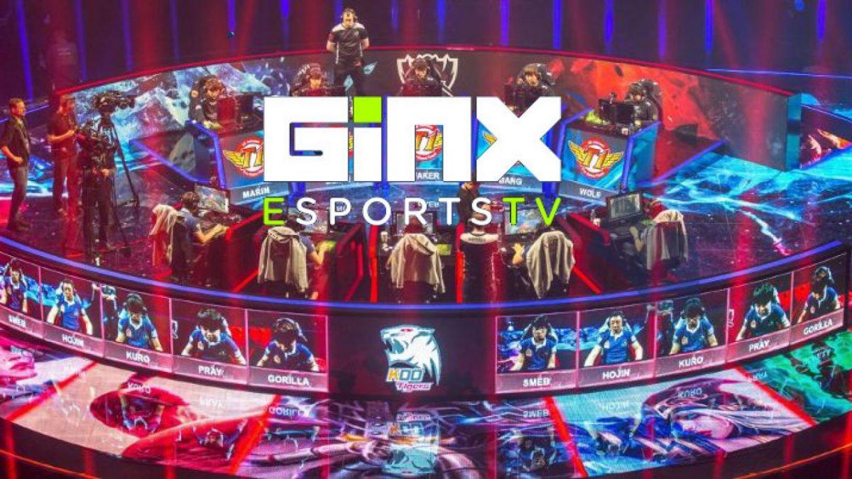 Ginx Esports Tv: gli esports arrivano in Italia, solo su Sky