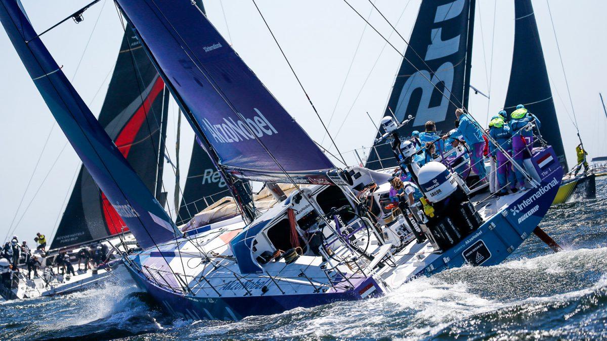 Volvo Ocean Race, tappa estrema tra i growler e i venti più intensi al mondo