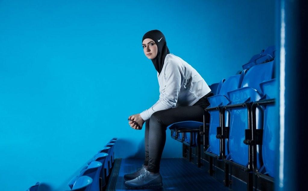 Zahra Lari, tra hijab e ghiaccio con il sogno delle Olimpiadi