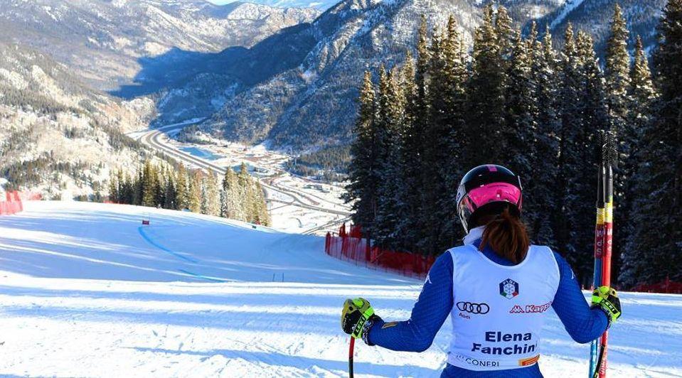 "Elena Fanchini: ""Niente Olimpiadi, ho un tumore. Ma tornerò"""