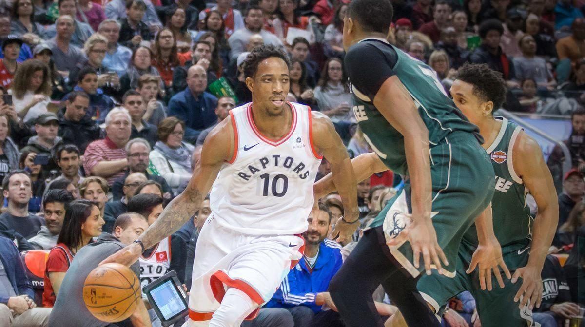 DeRozan, 52 punti per entrare nella storia dei Raptors