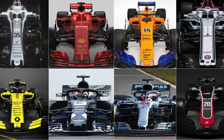 L'inizio dei giochi: a Barcellona scendono in pista le nuove Formula 1