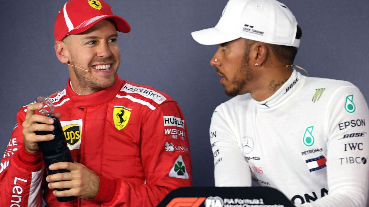 F.1 – Il giornalista chiede, Vettel risponde, gli appassionati dimenticano