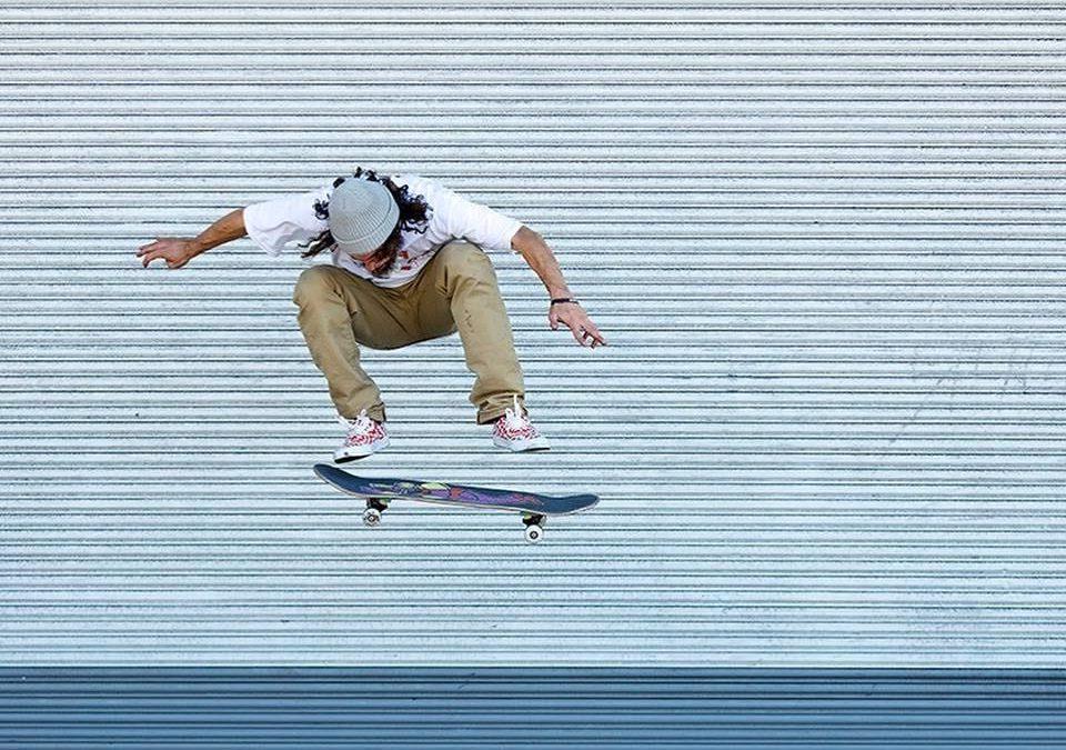 Torey Pudwill: bello come schiantarsi contro un muro in skateboard