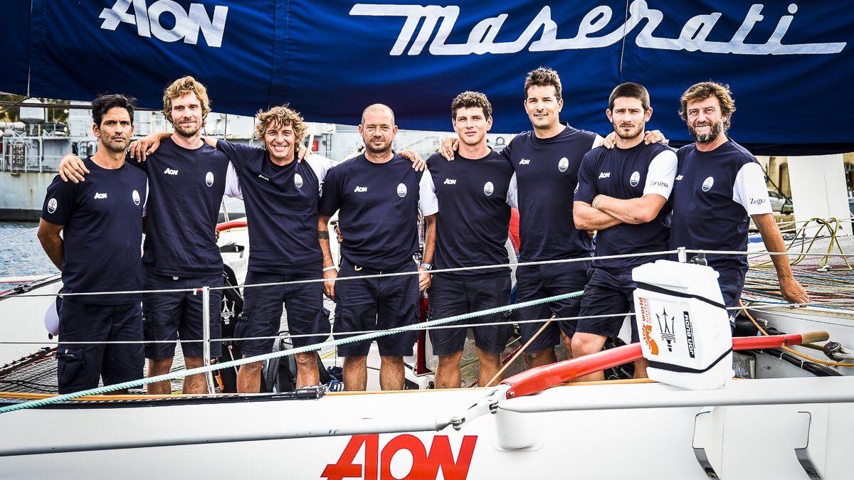 Vittoria in line honour per Maserati Multi 70 alla Rolex Middle Sea Race