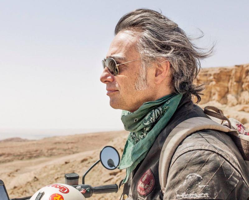 Roberto Parodi: una vita su due ruote