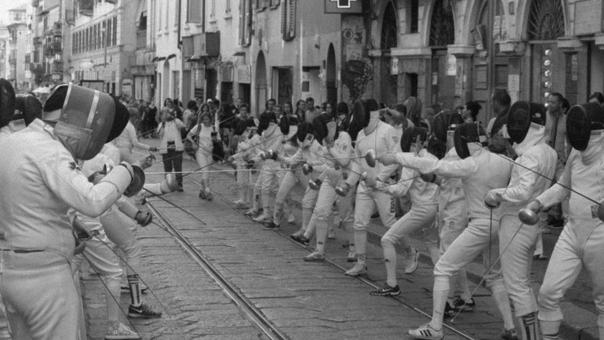 Fencing Mob 2018: il flash mob più grande del mondo torna per il quinto anno consecutivo