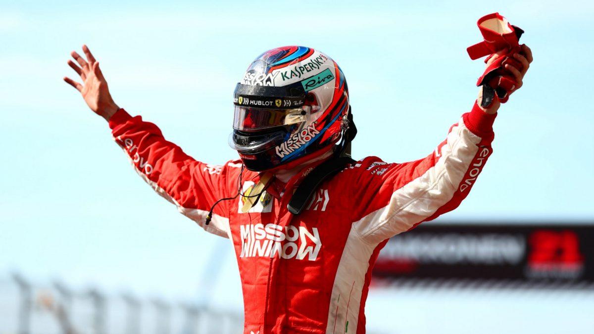 L'ultimo Re di Maranello: il saluto di Kimi Raikkonen