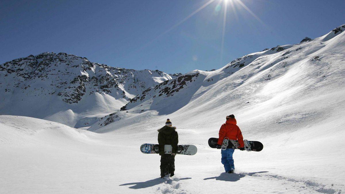 Livigno, inaugura lo snow-party: aprono gli impianti e gli snowpark