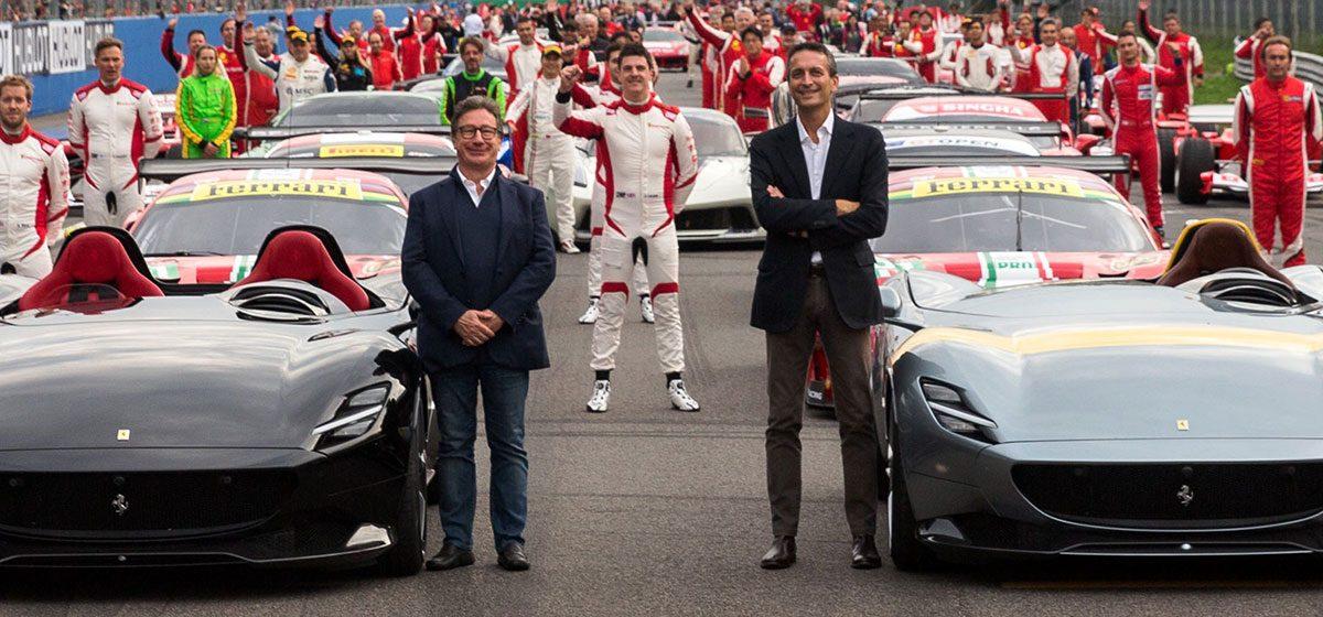 Finali Mondiali Ferrari: la storia del Cavallino conquista Monza
