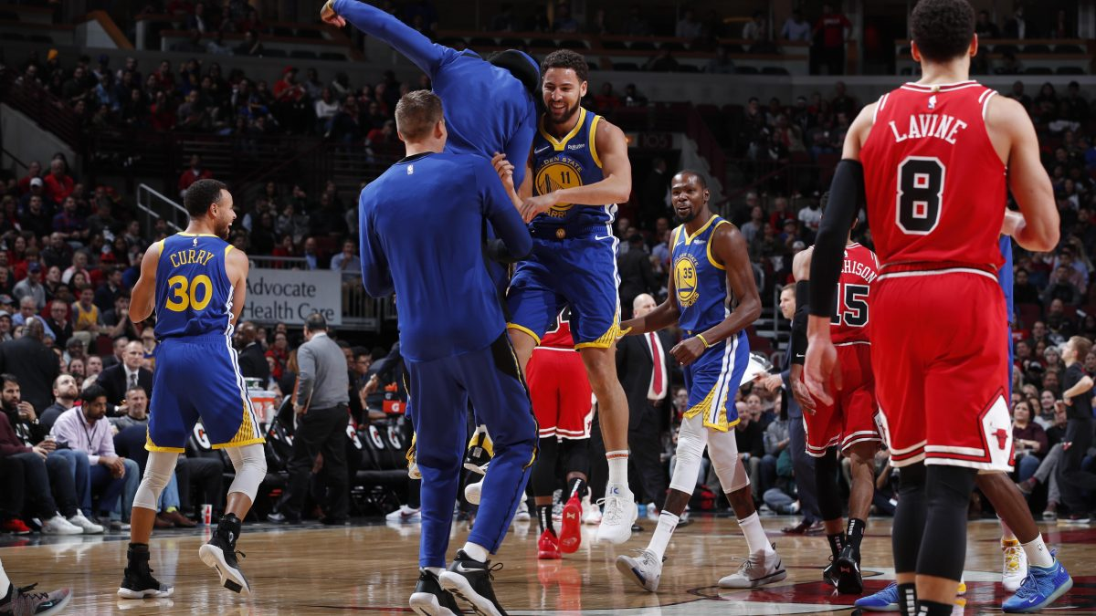 Golden State Warriors: l'inevitabilità del futuro