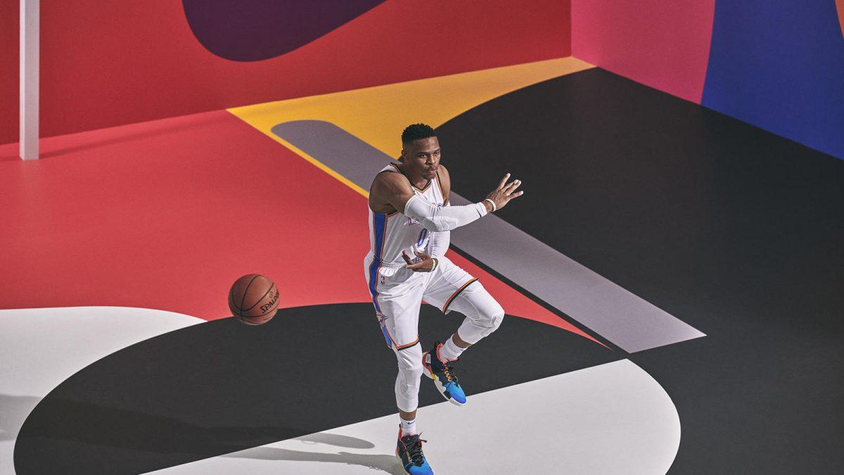 Cinque cose da sapere sulle Jordan Why Not Zer0.2 di Russell Westbrook
