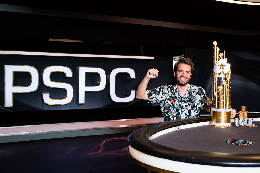 Ramón Colillas nuovo testimonial di Pokerstars