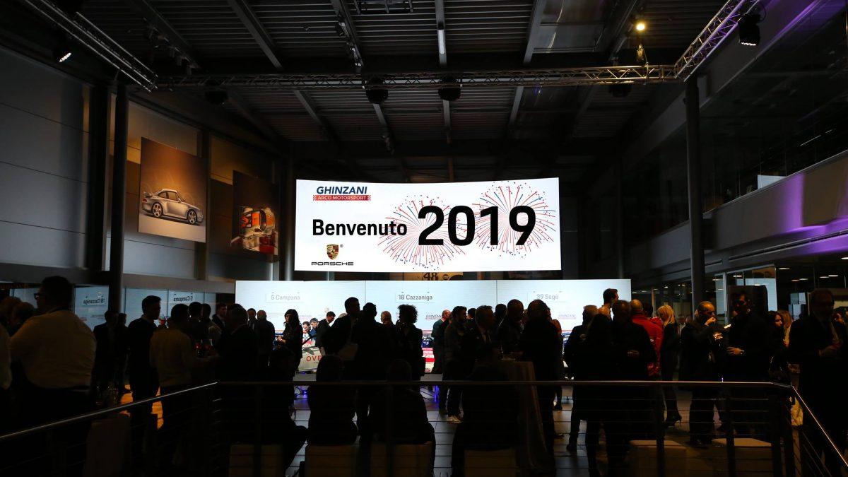 Porsche Carrera Cup Italia 2019: presentata la nuova stagione tra virtuale e reale