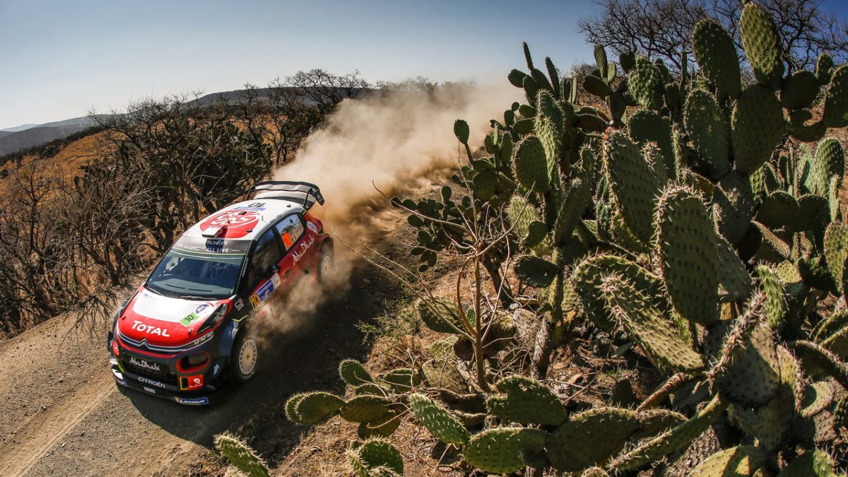 WRC, Rally del Messico – è ancora super Ogier
