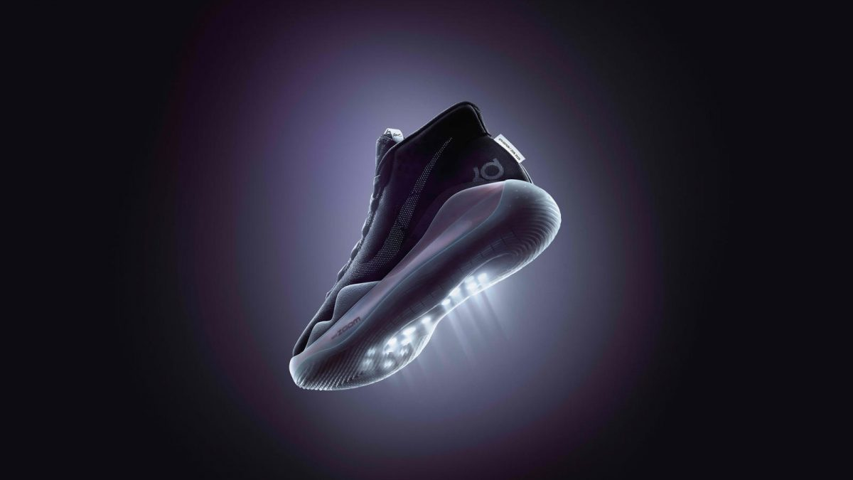 Nike Basketball lancia le nuove KD12