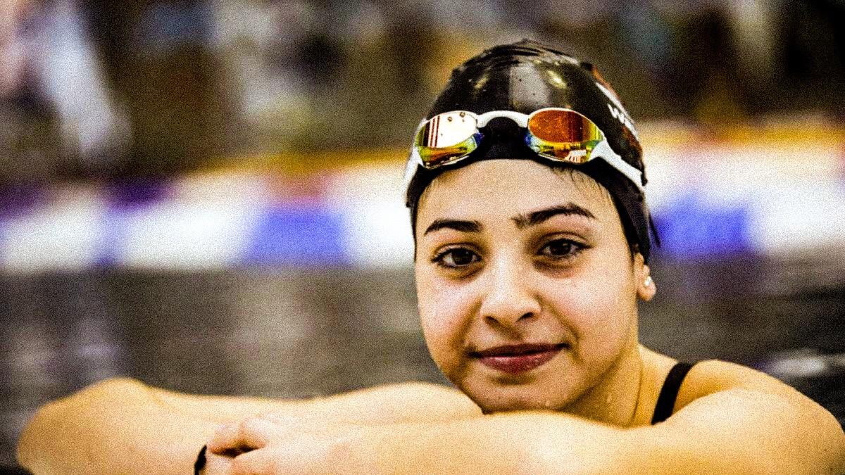 Yusra Mardini, farfalla siriana