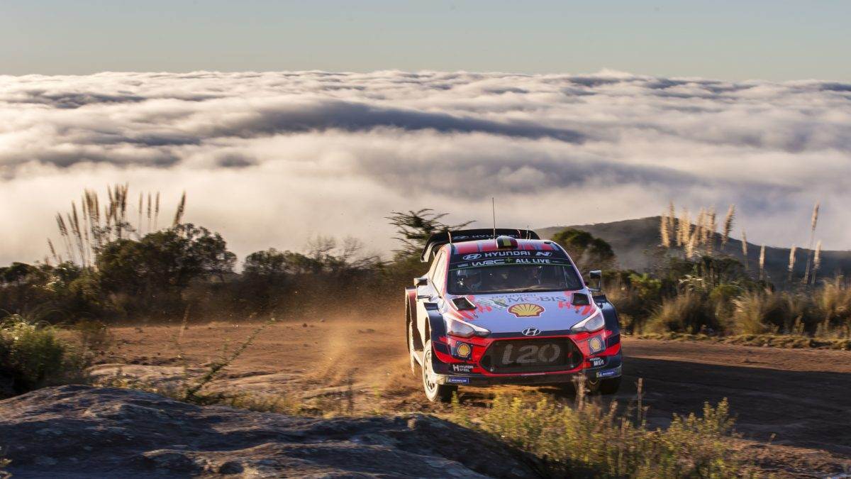 Rally d'Argentina: Thierry Neuville vince ancora
