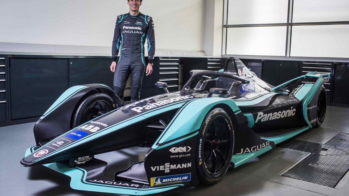 Viessmann si lega al Panasonic Jaguar Racing Team