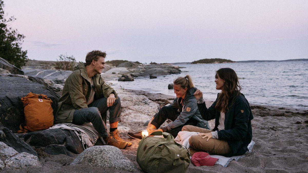 La primavera sostenibile di Fjällräven