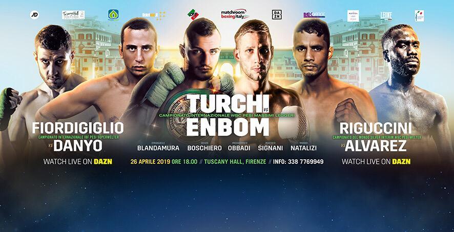 Salvatore Cherchi: «Il pubblico si divertirà grazie alla grande boxe»