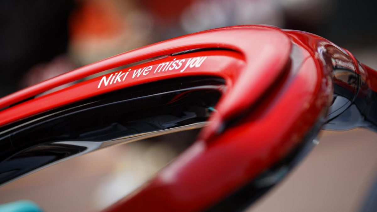 Gp di Monaco: la lezione di Niki