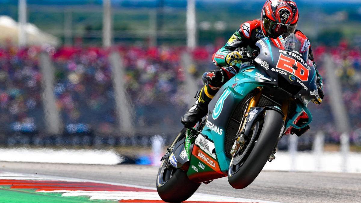 Quartararo e Petronas nella storia a Jerez